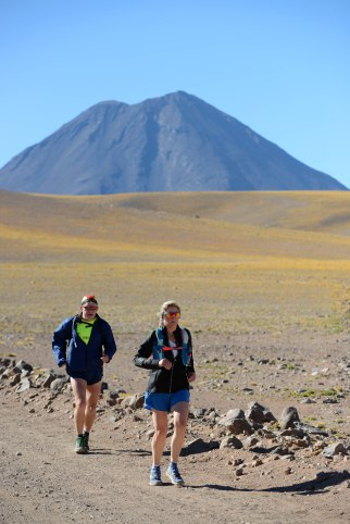 Volcano Marathon November 2014 Photo © Mike King/Volcano Marathon