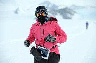2013 Antarctic Ice Marathon, Union Glacier, Antarctica.