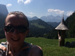 In the mountains in Austria, August 2015